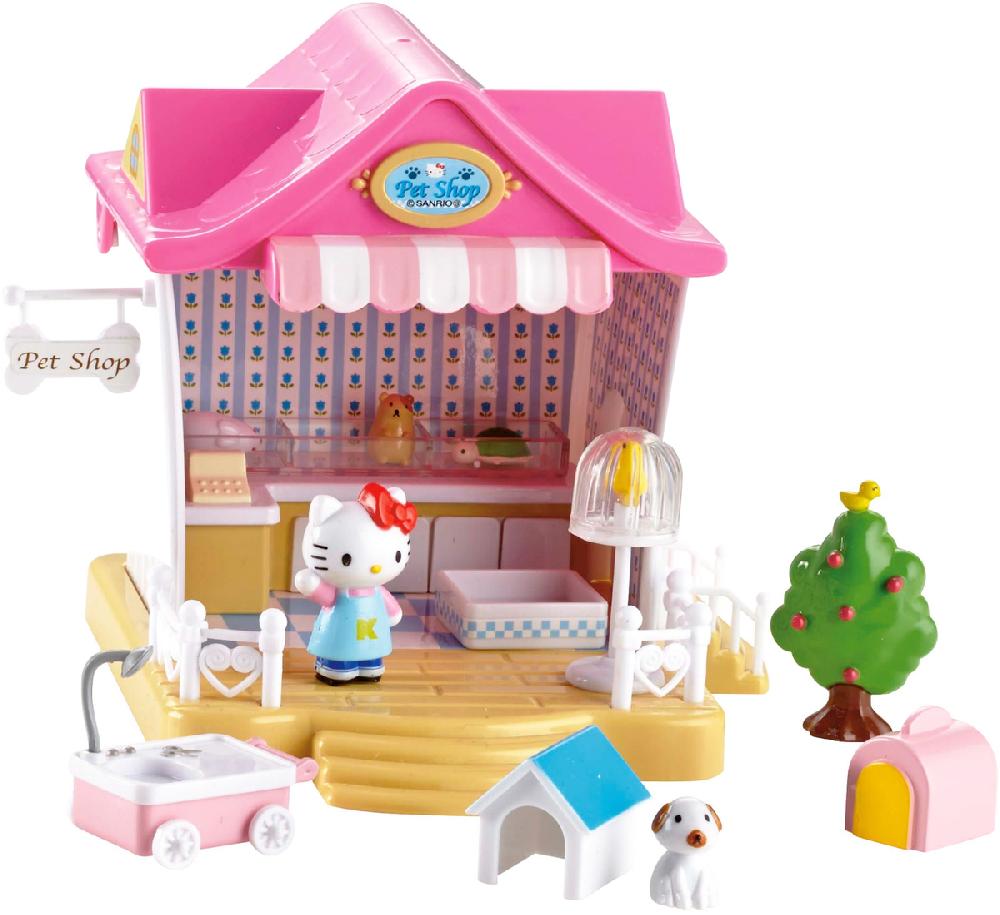 """Игровой набор Hello Kitty """"Зоомагазин"""""""