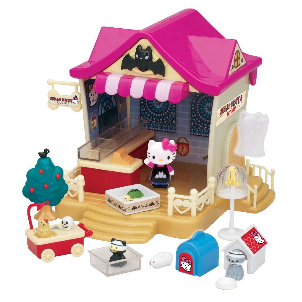 """Игровой набор Hello Kitty """"Зоомагазинчик ужасов"""""""