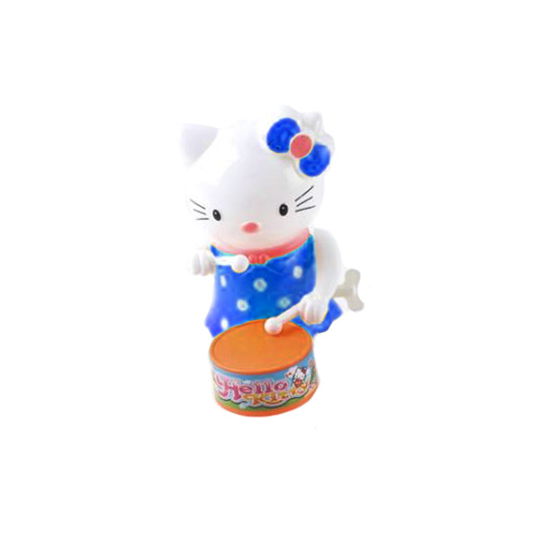 Заводная игрушка Hello Kitty, синяя