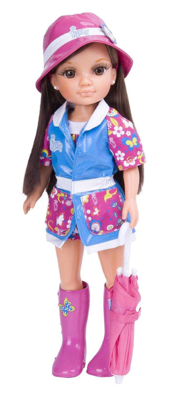 """Кукла Нэнси """"Как ты?"""" - Брюнетка"""