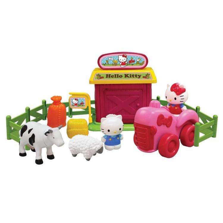 "Игровой набор Hello Kitty ""Счастливая ферма"""
