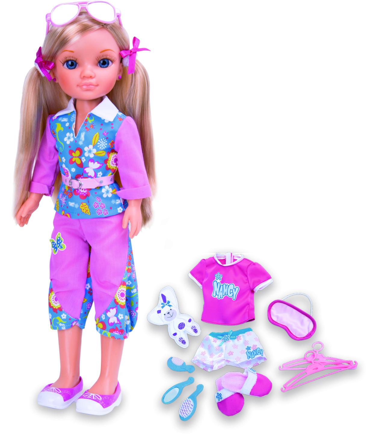 """Кукла Nancy (Нэнси) """"Как ты"""" - Блондинка в пижаме"""