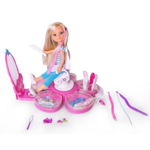 """Кукла Нэнси в наборе """"Дизайн-студия для волос"""""""