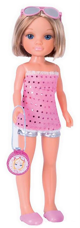 Кукла Нэнси с волшебным зеркальцем - в розовом наряде
