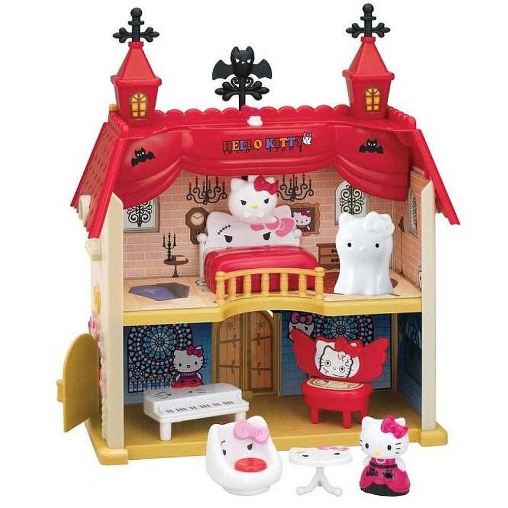"""Игровой набор Hello Kitty """"Дом с привидениями"""""""