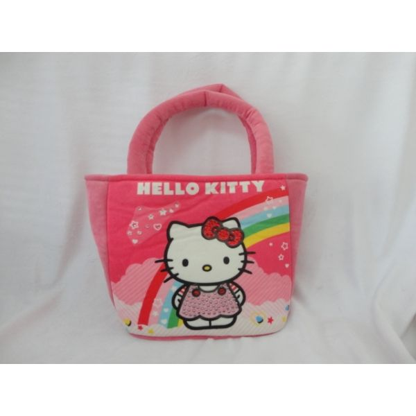 Сумочка мягкая Hello Kitty