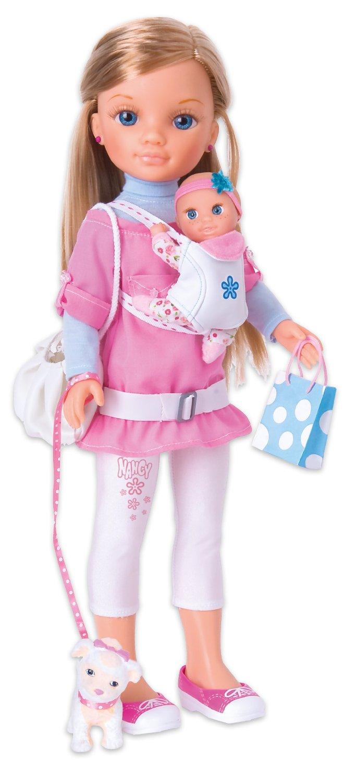 Кукла Нэнси с любимой сестренкой
