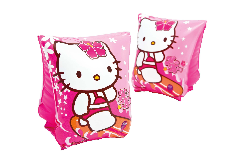 Надувные нарукавники Hello Kitty - Делюкс