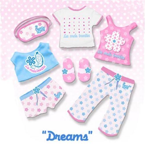 Комплект одежды для куклы Нэнси - Для сна