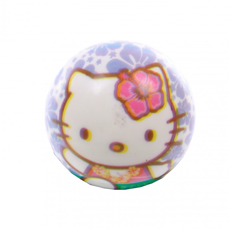 "Мяч ""Хеллоу Китти"" - Цветочек, 6 см"