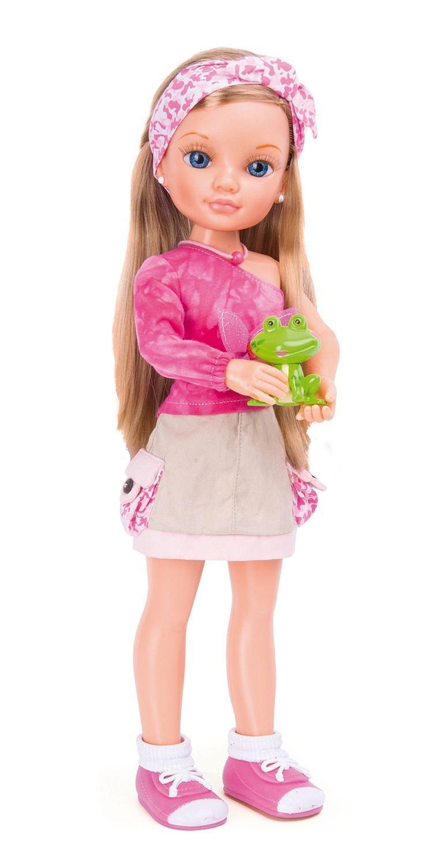 """Кукла Нэнси """"Волшебный поцелуй"""""""