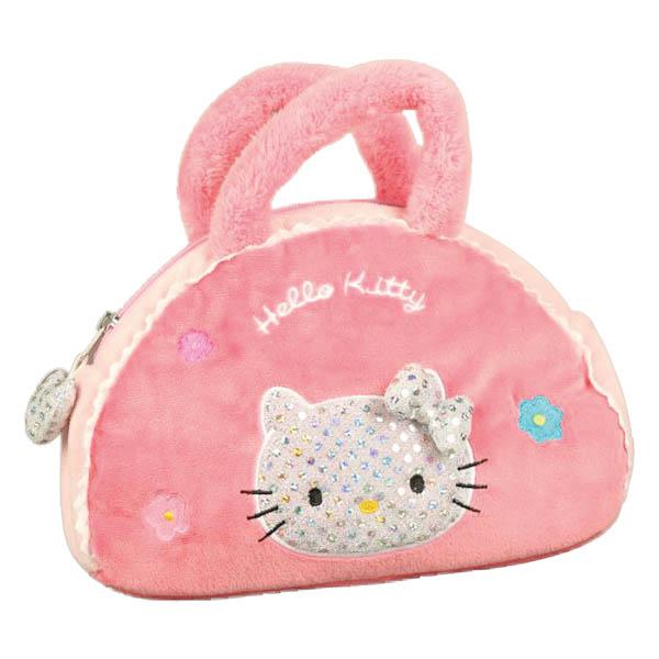 Мягкая сумочка Hello Kitty