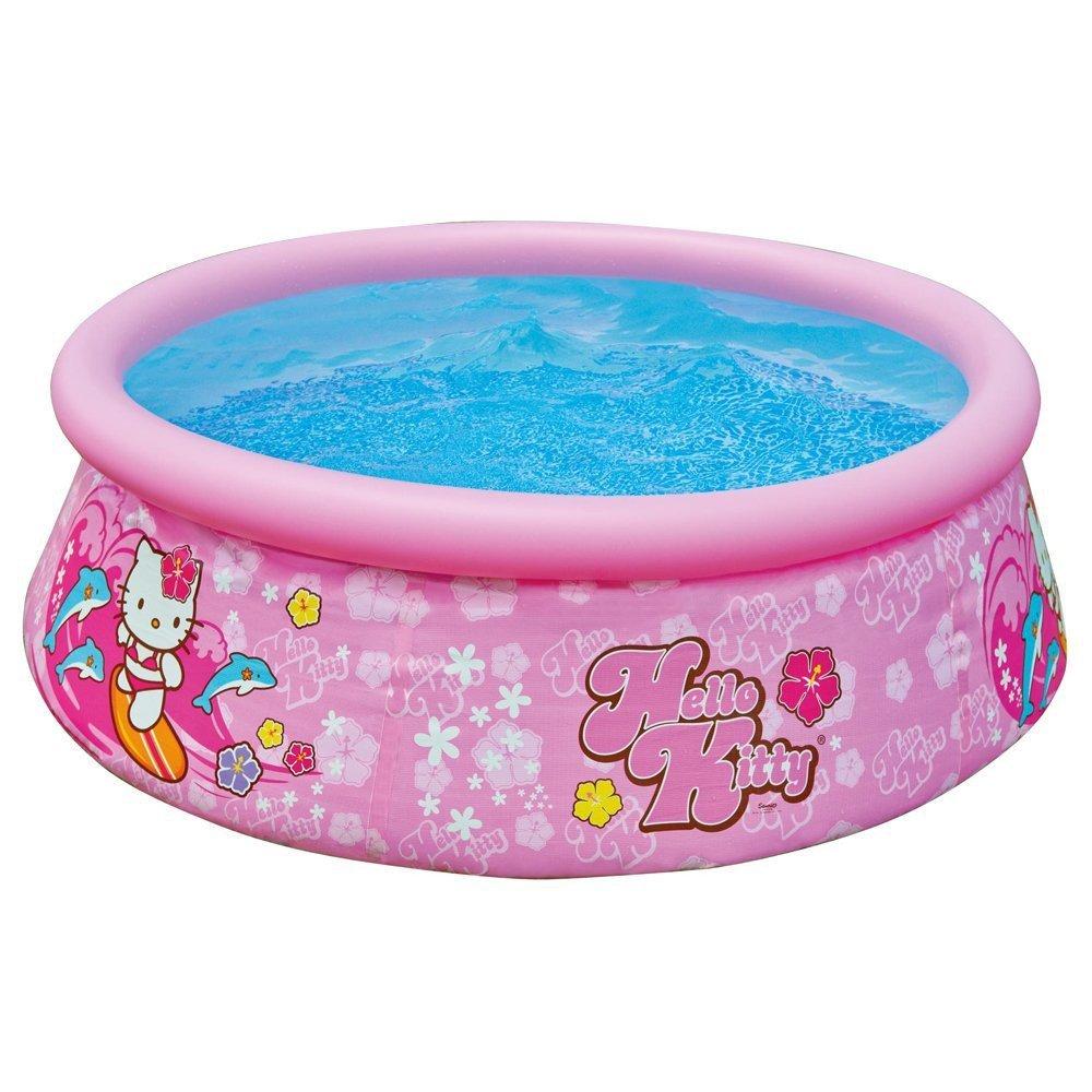 Детский надувной бассейн Hello Kitty