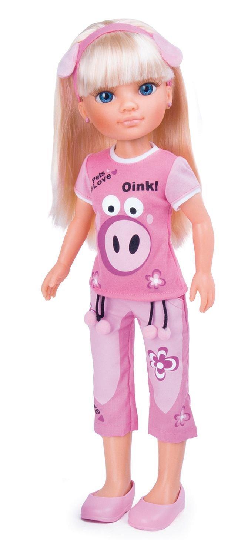 """Кукла """"Нэнси и милые питомцы"""", со свинками"""