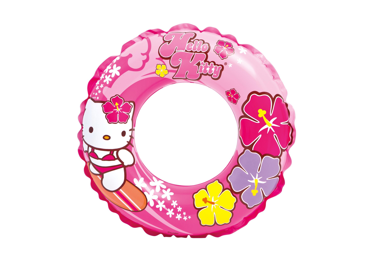Надувной круг Hello Kitty, 61 см