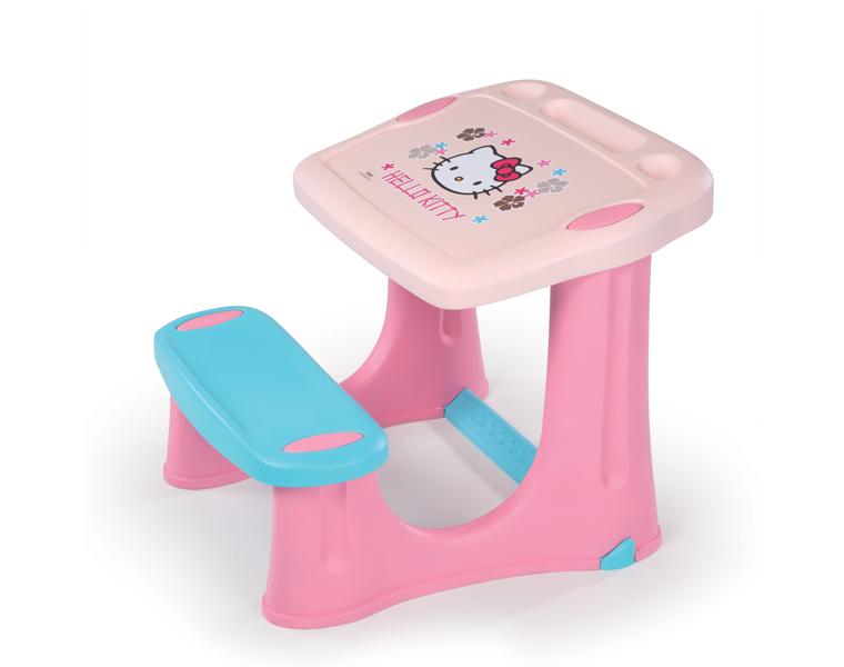 Парта Hello Kitty, розовая