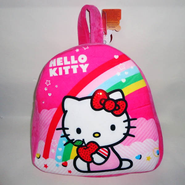 Мягкий рюкзак Hello Kitty