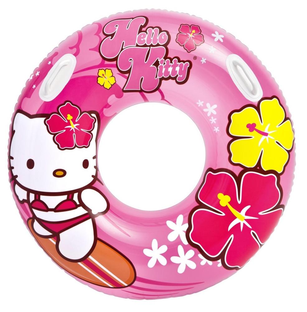 Надувной круг Hello Kitty, 97 см