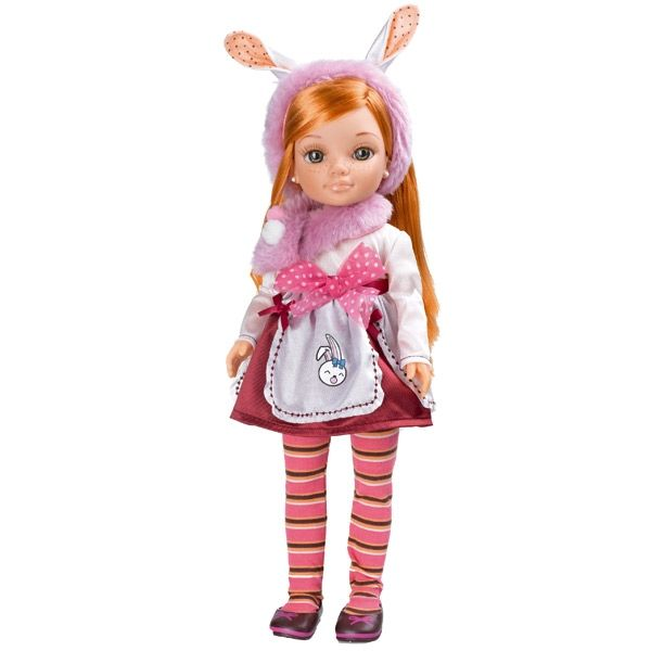 """Игровой набор с куклой Нэнси """"Веселая радуга"""""""