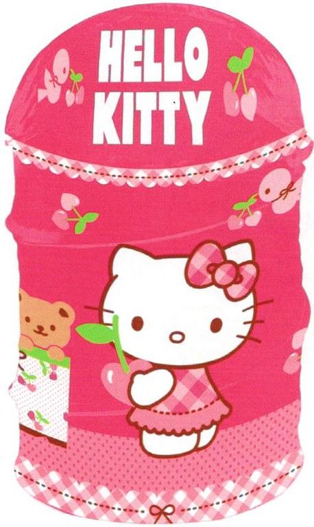 Корзина для игрушек Hello Kitty