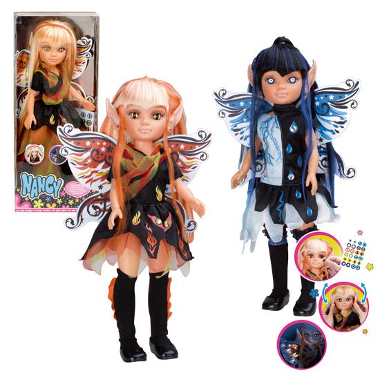 "Кукла Нэнси ""Monster Party"""