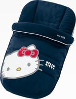 "Утепленный конверт для сна ""Hello Kitty"""