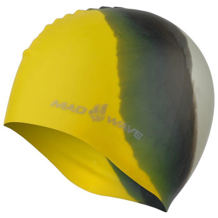 Шапочка силиконовая MULTI, , Yellow M0534 01 0 06W
