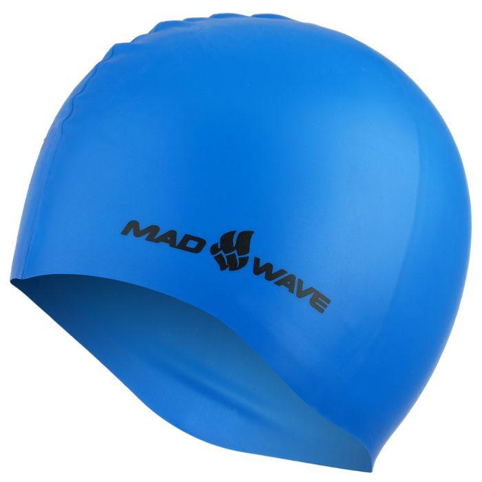 Силиконовая шапочка LIGHT, , Blue M0535 03 0 03W