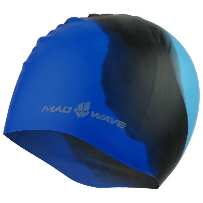 Шапочка силиконовая MULTI, , Blue M0534 01 0 03W