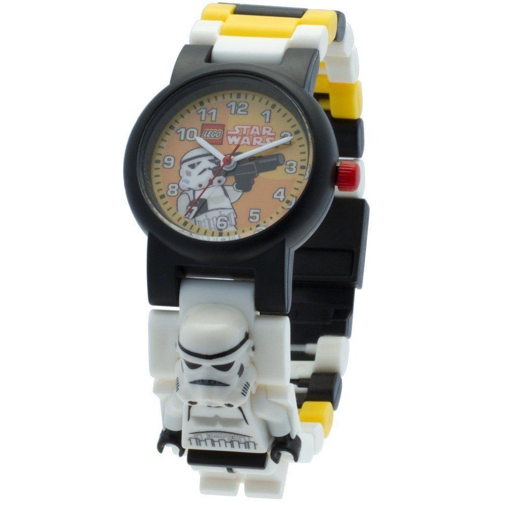 Наручные часы LEGO Star Wars Stormtrooper с минифигурой