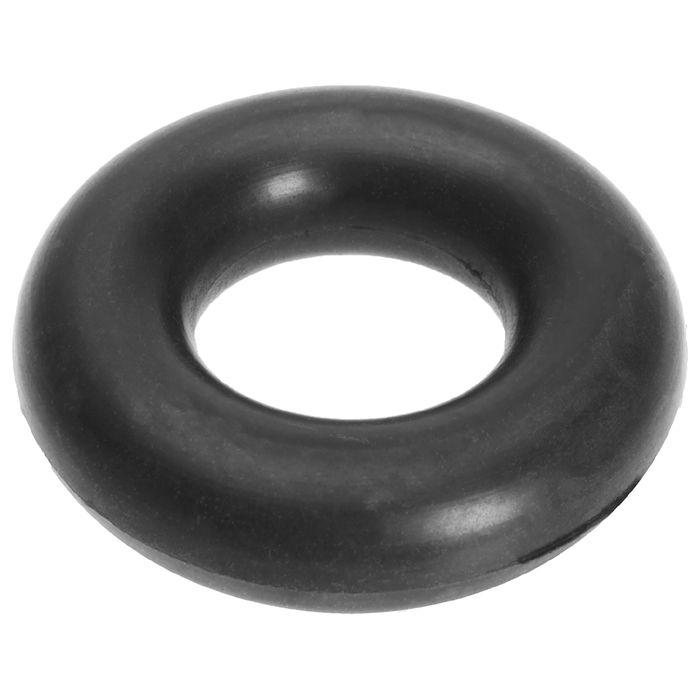Эспандер-кольцо кистевой резиновый ЭРК-50 кг, цвет чёрный