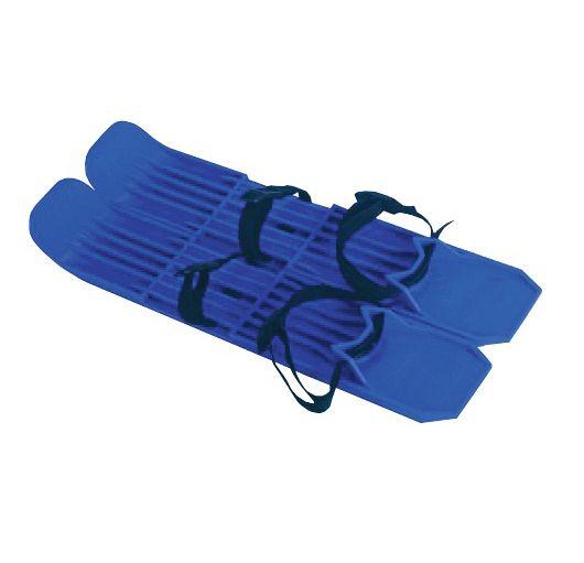 Мини-лыжи с креплением, 46.6 см