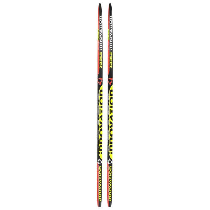 Лыжи пластиковые БРЕНД ЦСТ (180см)