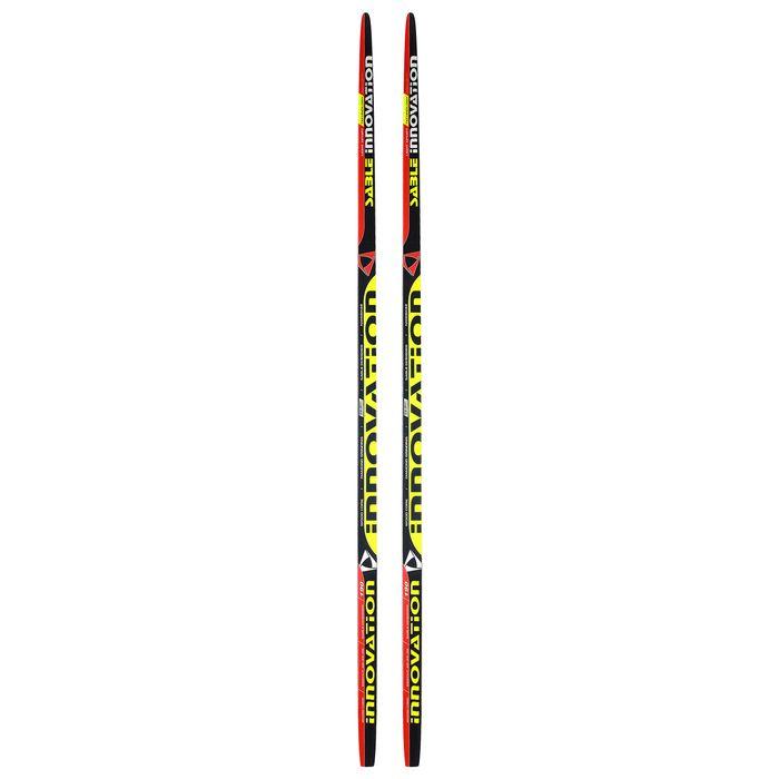 Лыжи пластиковые БРЕНД ЦСТ (190см), цвета