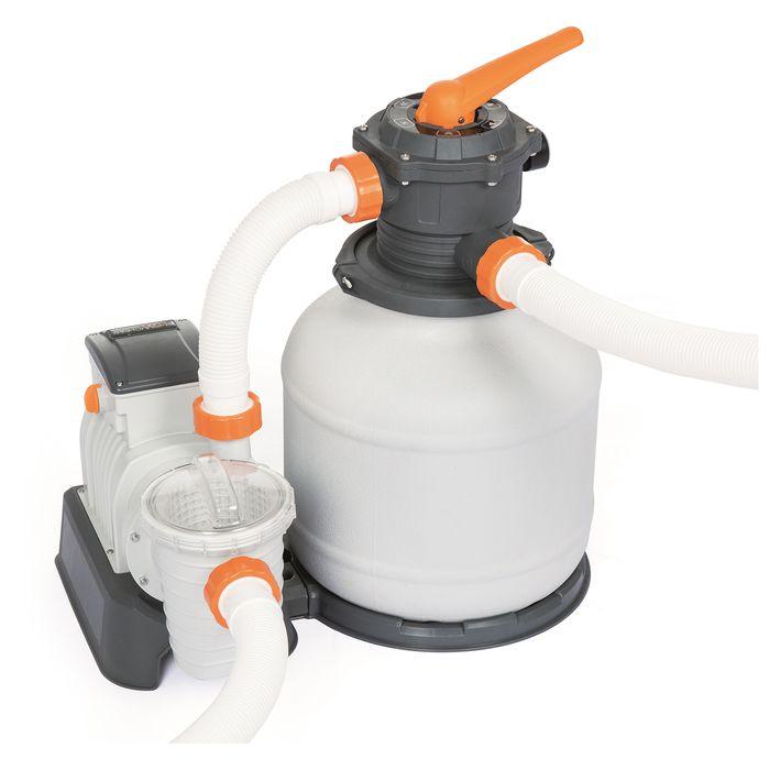 Фильтр-насос песочный 220-240V, 7751 л/ч 58499