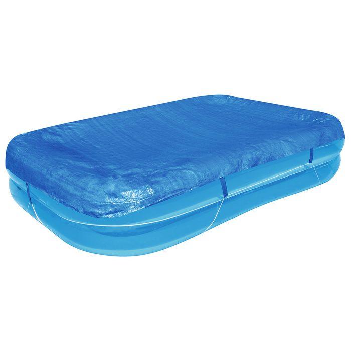 Тент 295 х 220 см, для надувных бассейнов размером 262 х 175 х 51 см 58319