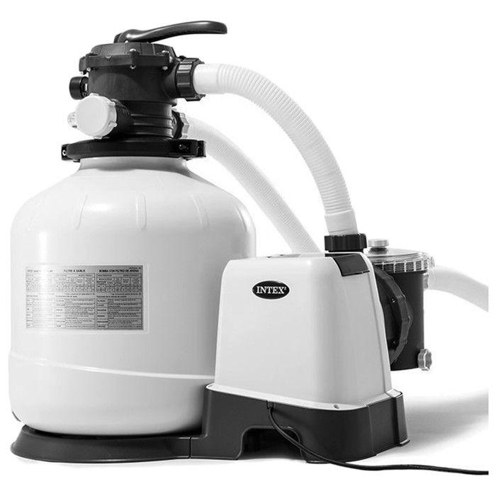 Фильтр-насос песчаный 220-240V, 9500 л/ч, 26652 INTEX