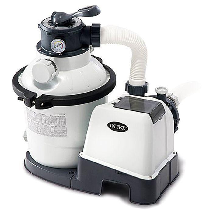 Фильтр-насос песочный 220-240V, 4500 л/ч 26644