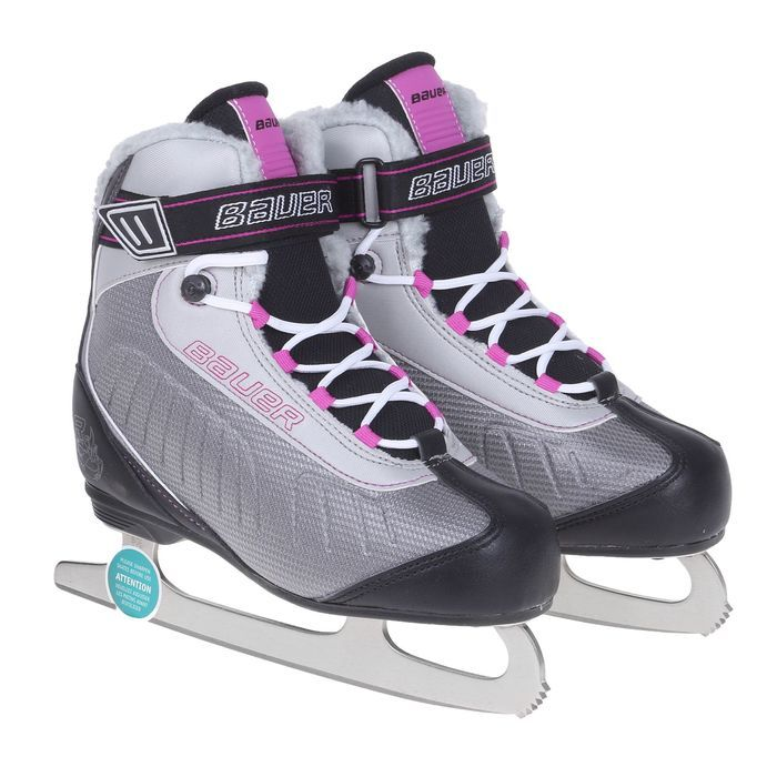 Коньки BAUER FAST REC ICE SKATE WMN, размер 5