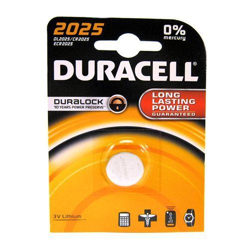 Литиевая батарейка Duracell, 3V