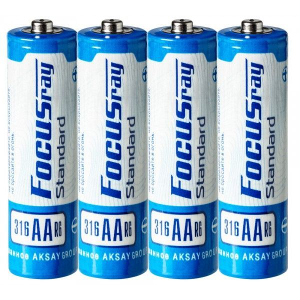 Батарейка FOCUSray R6 STANDARD АА