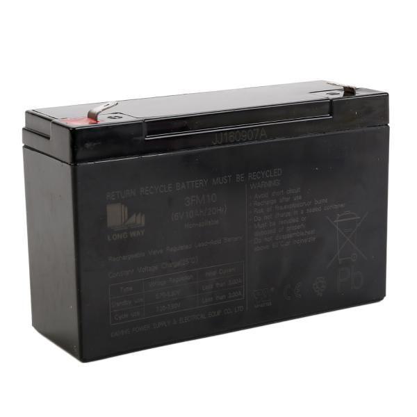 Аккумулятор 6v/10aч к y043-h08004, y043-h01017, y043-h01039, y043-h01013, y043-h08035, и др.