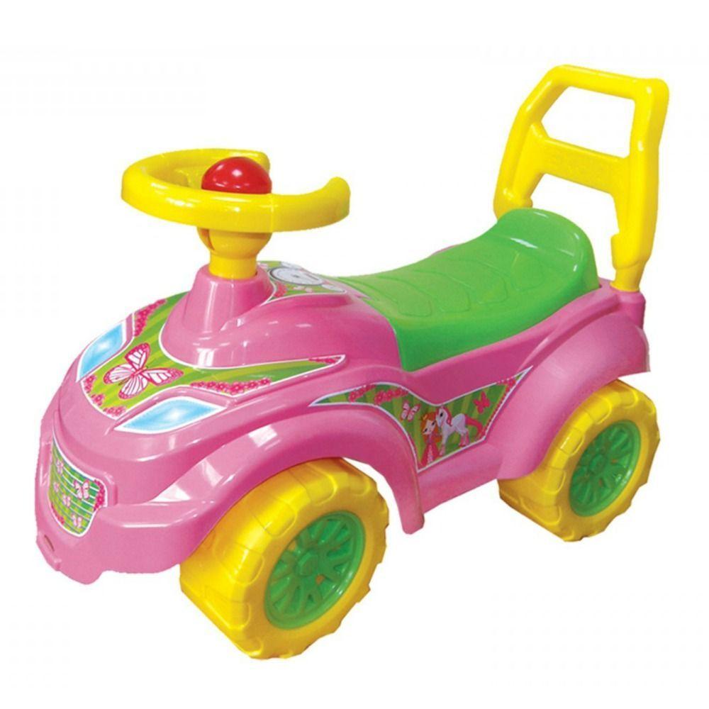 """Машинка-каталка для девочек """"Принцесса"""""""