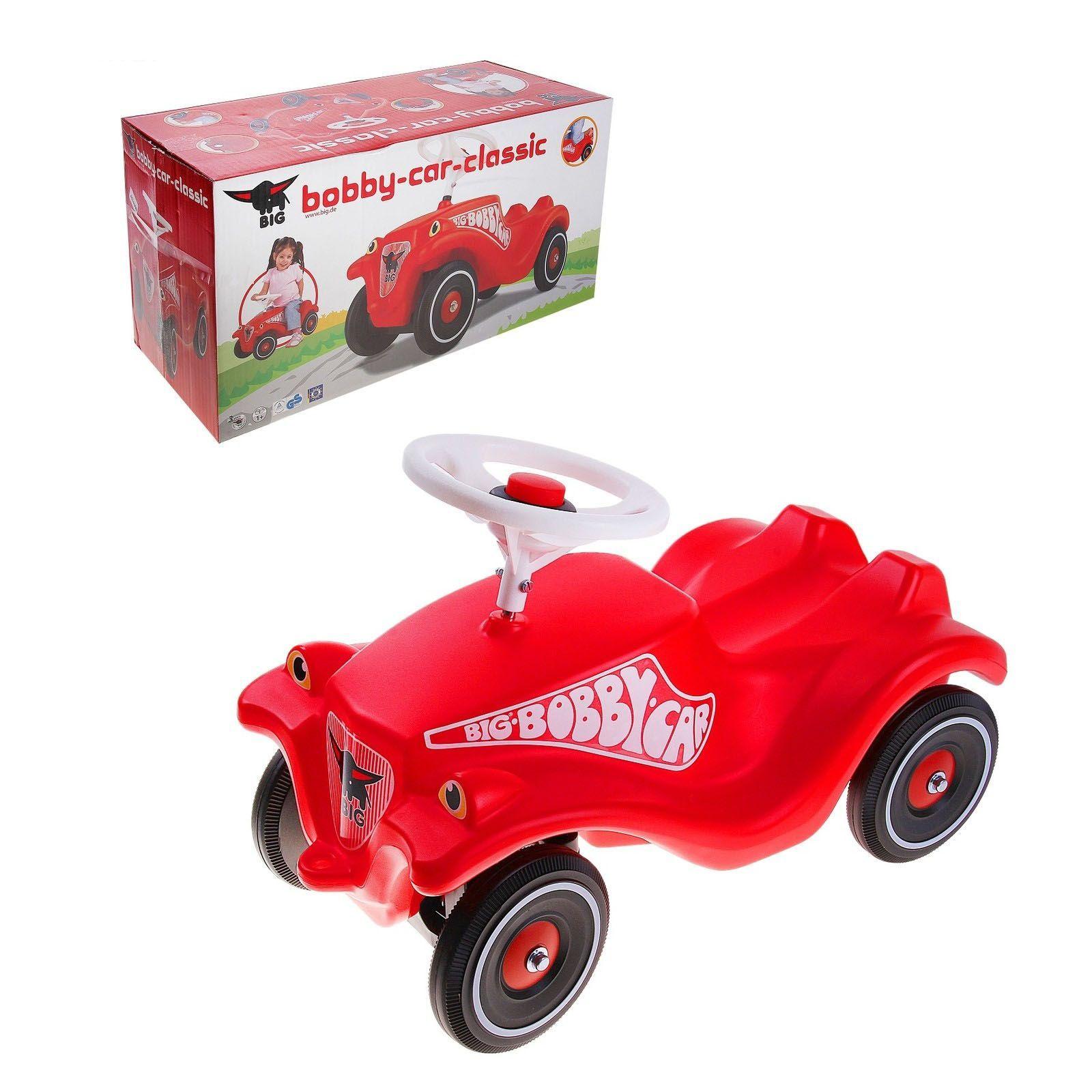 Машинка-каталка Big Bobby Car Classic