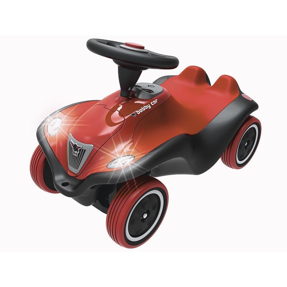 Каталка-машинка Bobby Car Next (свет, звук), красная