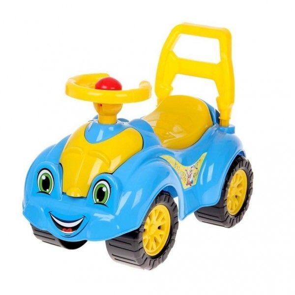 Детская машинка-каталка для прогулок