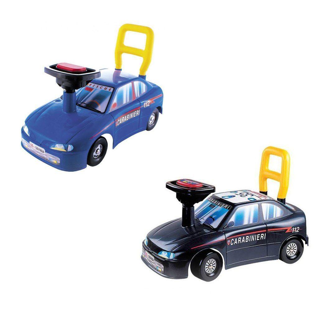 Машинка-каталка Carabinieri