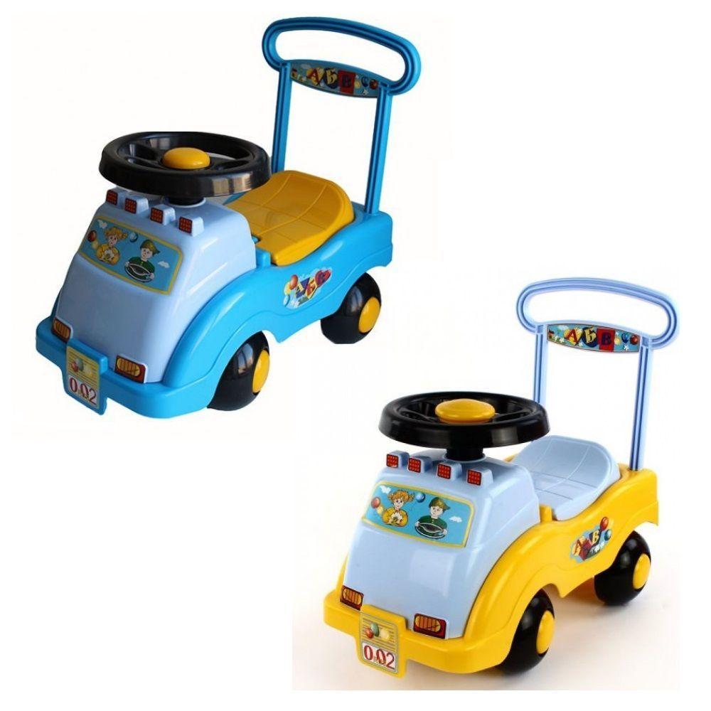 Автомобиль-каталка №2
