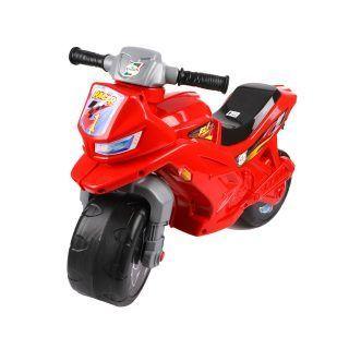 Двухколесный мотоцикл (звук), красный