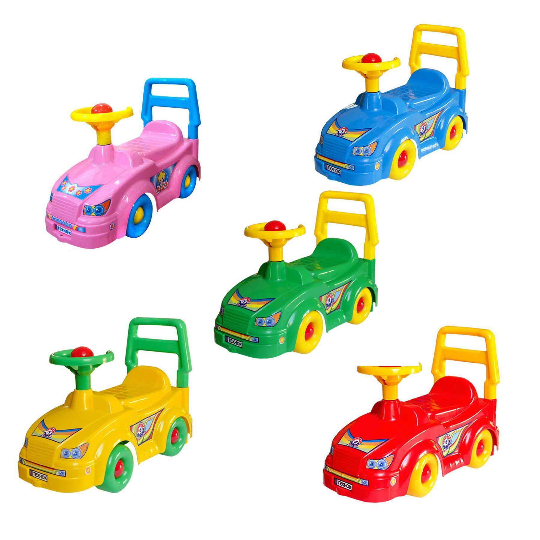 Машина-каталка Driving Car